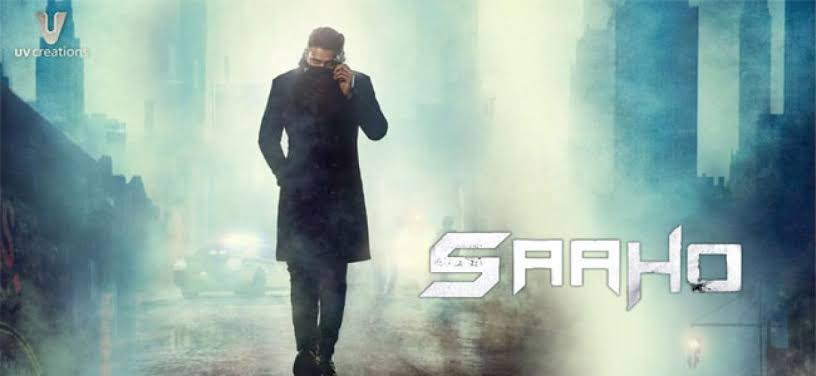 Saaho Movie Banner